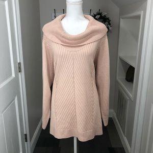 Calvin Klein • Cowl Neck Sweater